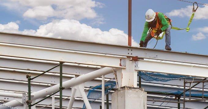 steel contractor